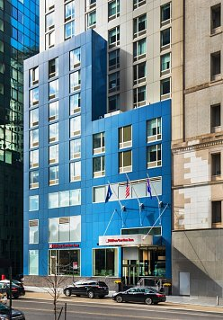 Hilton Garden Inn NYC Financial Center Manhattan Downtown