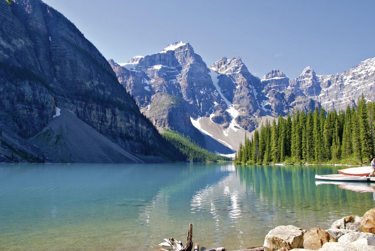 Westkanada Rundreise Durch die Rockies zum Pazifik Kanada