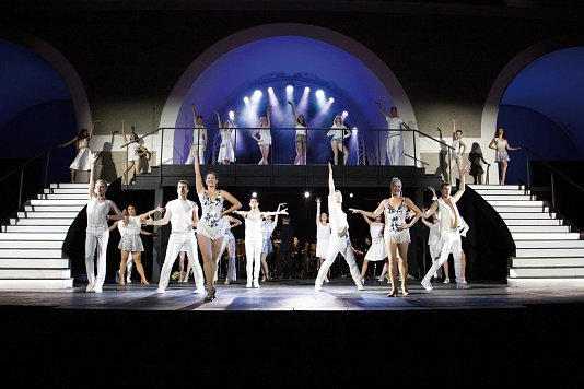 "Musikfestival Steyr Musical ""Saturday Night Fever"" - Stadthotel Styria****"