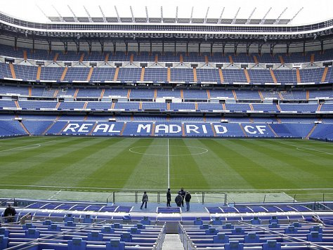 Real Madrid live
