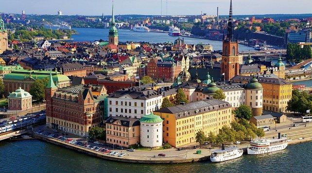 Briefporto Nach Schweden